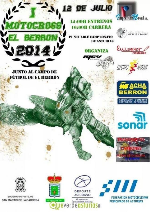 Motocross el berron 2014 motor en siero asturias - El tiempo en siero asturias ...