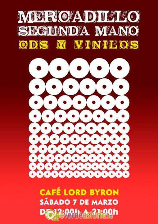 Mercadillo de segunda mano cds y vinilos mercados y - Mercadillos de segunda mano barcelona ...