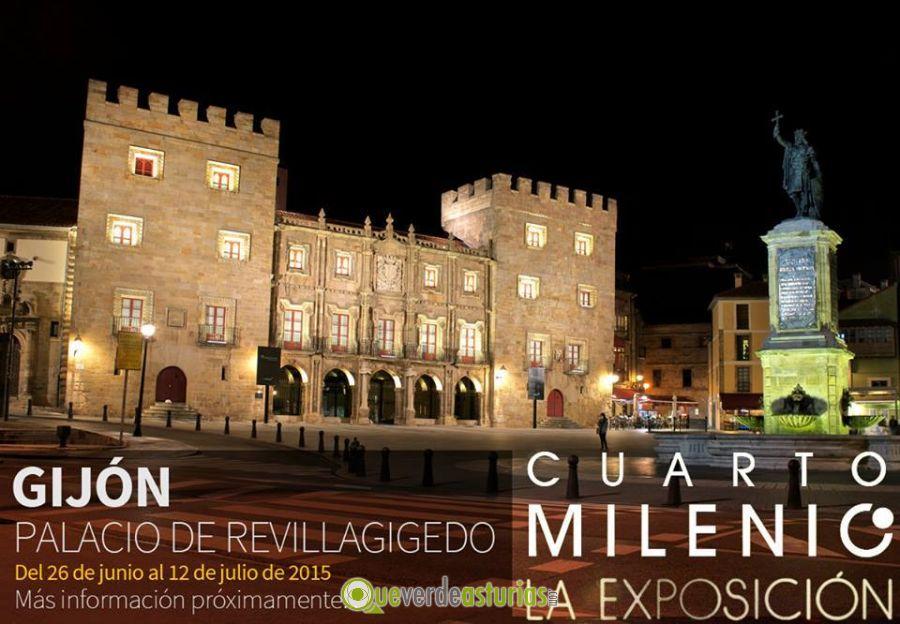 Cuarto milenio la exposicin en gijn exposiciones y for Ver cuarto milenio del domingo pasado