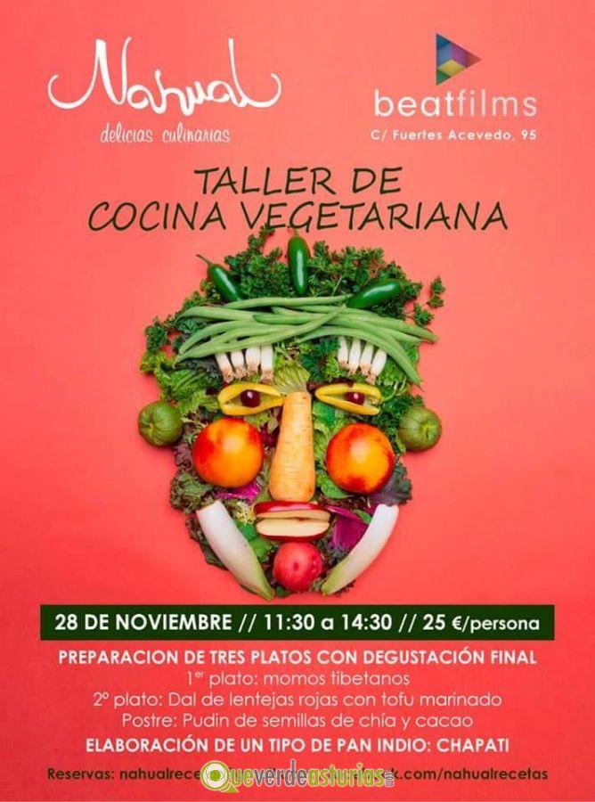 Nahual taller de cocina vegetariana en beat films cursos - Cursos cocina asturias ...