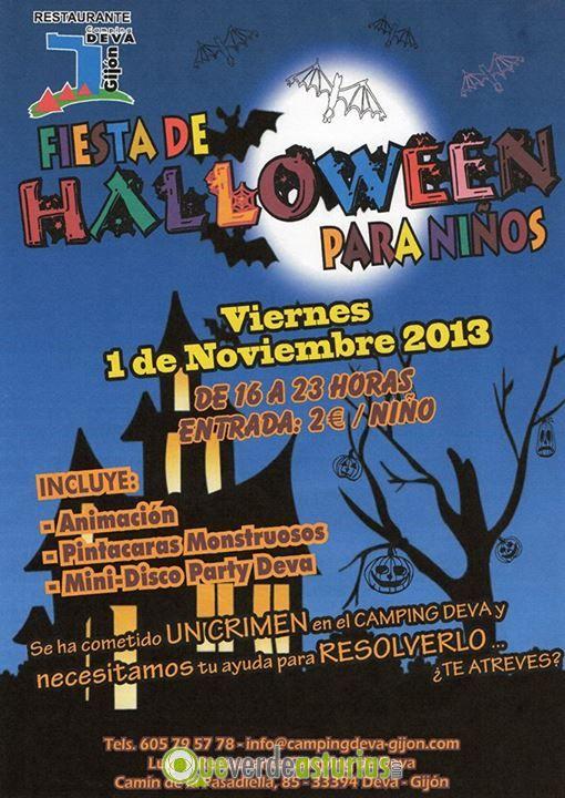 Fiesta de halloween para ni os actividades infantiles en - Fiesta halloween infantil ...