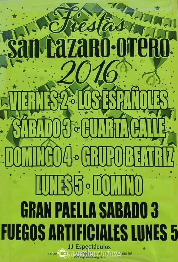 Fiestas de san l zaro otero 2016 fiestas en oviedo for Piscinas san lazaro oviedo