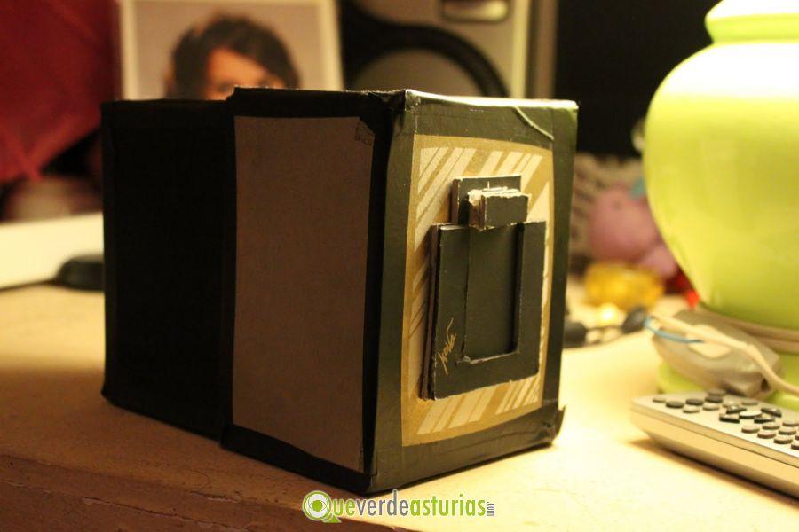 Taller construye tu propia cmara de fotos actividades - Construye tu propia casa ...
