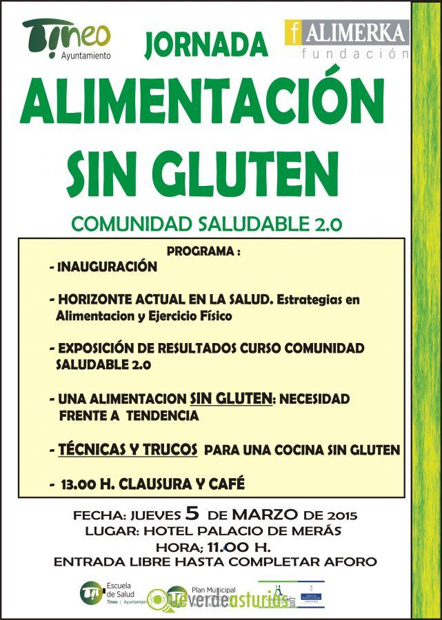 Jornada alimentaci n sin gluten cursos y charlas en - Cursos cocina asturias ...
