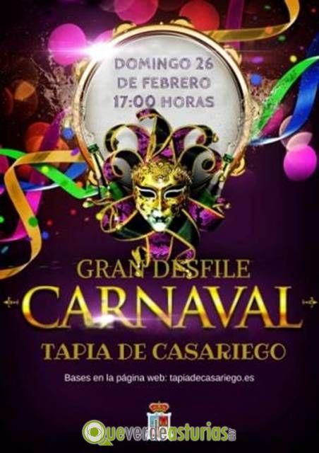 Carnaval tapia de casariego 2017 fiestas en tapia de - Carnaval asturias 2017 ...
