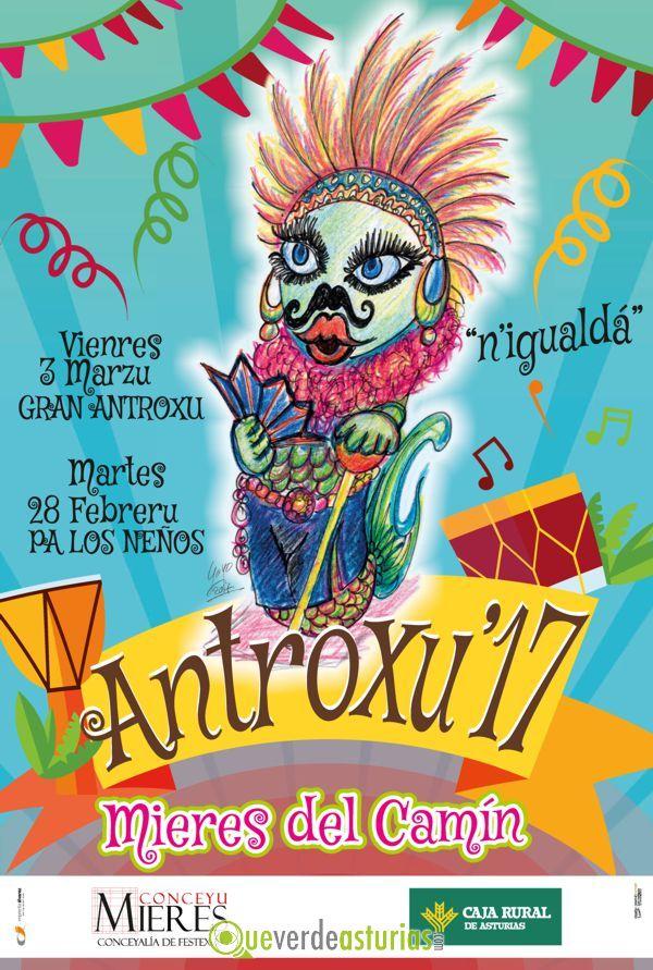 Carnaval mieres 2017 fiestas en mieres asturias - Carnaval asturias 2017 ...