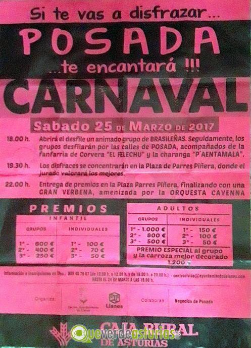 Carnaval posada 2017 fiestas en llanes asturias - Carnaval asturias 2017 ...