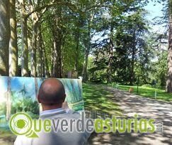 V certamen de pintura r pida al aire libre en el bot nico for Conciertos jardin botanico 2017