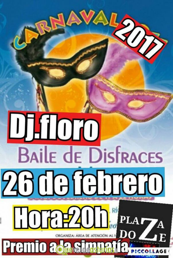 Carnaval 2017 en plaza doze fiestas en gij n xix n - Carnaval asturias 2017 ...