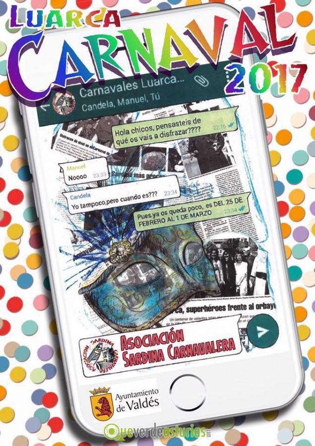 Carnaval luarca 2017 fiestas en vald s asturias - Carnaval asturias 2017 ...