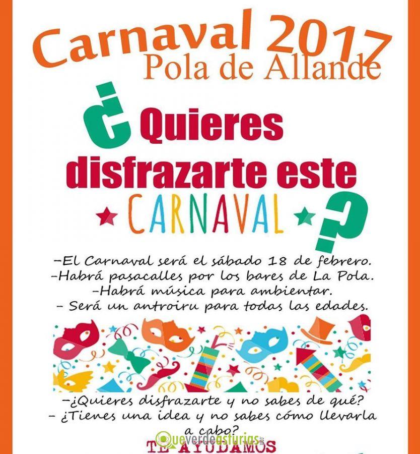 Carnaval pola de allande 2017 fiestas en allande - Carnaval asturias 2017 ...