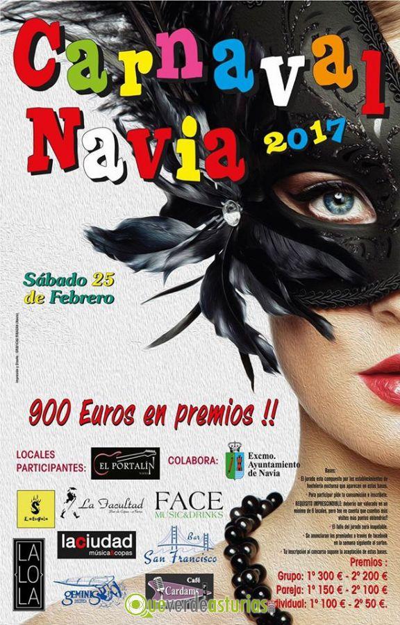 Carnaval navia 2017 fiestas en navia asturias - Carnaval asturias 2017 ...