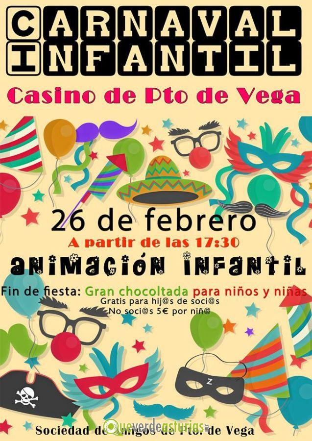 Carnaval infantil 2017 en puerto de vega actividades - Carnaval asturias 2017 ...