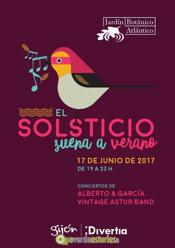 Solsticio de verano en el bot nico de gij n 2017 for Conciertos jardin botanico 2017