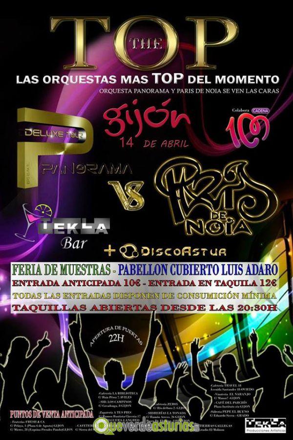 The Top Las Orquestas M S Top Del Momento Orquesta