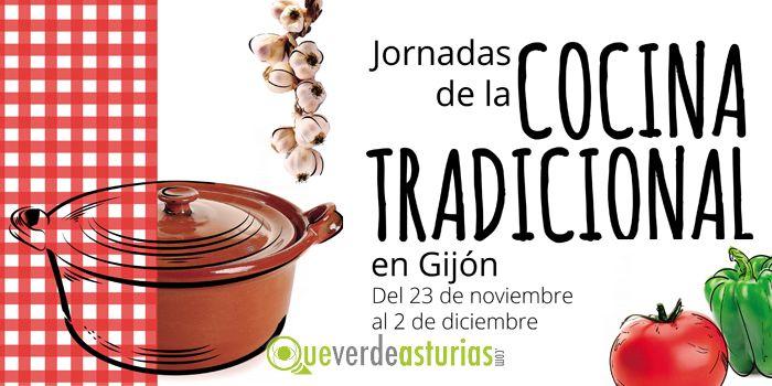 Jornadas de la cocina tradicional 2018 en gij n jornadas - Cocinas en gijon ...