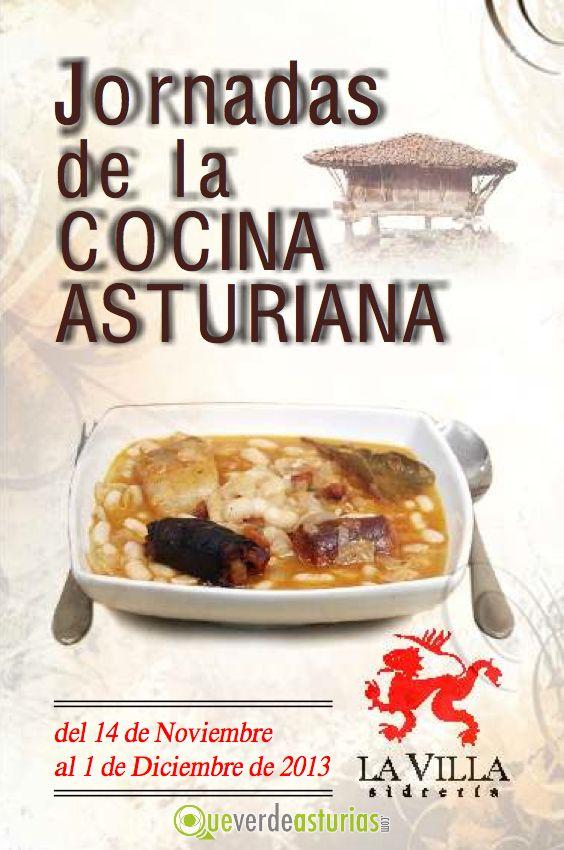 Jornadas gastron micas de la cocina asturiana jornadas for Cocina asturiana