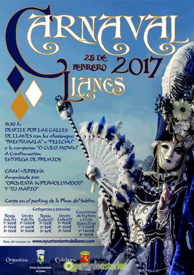 Carnaval llanes 2017 fiestas en llanes asturias - Carnaval asturias 2017 ...