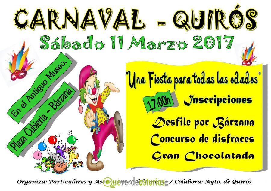 Carnaval quirs 2017 fiestas en quirs asturias - Carnaval asturias 2017 ...