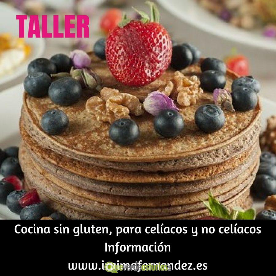 Taller de alimentaci n sin gluten para cel acos y no - Cursos cocina asturias ...