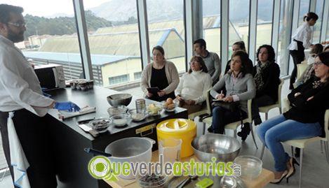 Taller gastron mico cocina creativa 100 asturiana - Cursos cocina asturias ...