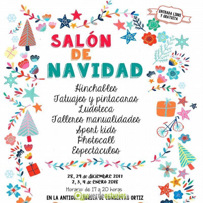Salón de Navidad 2017 en Candás | Actividades infantiles en Carreño ...
