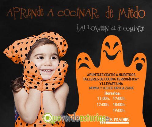 aprende a cocinar miedo halloween 2015 actividades