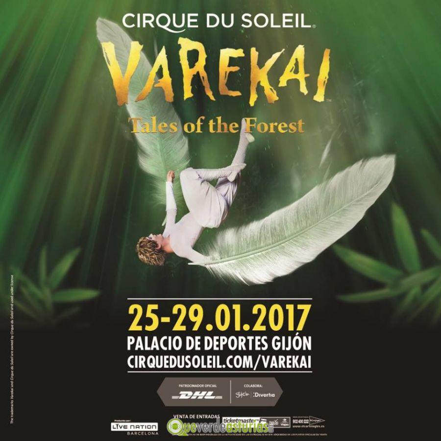 Circo Del Sol Varekai Gijón 2017 Cine Y Teatro En Gijón Xixón Asturias