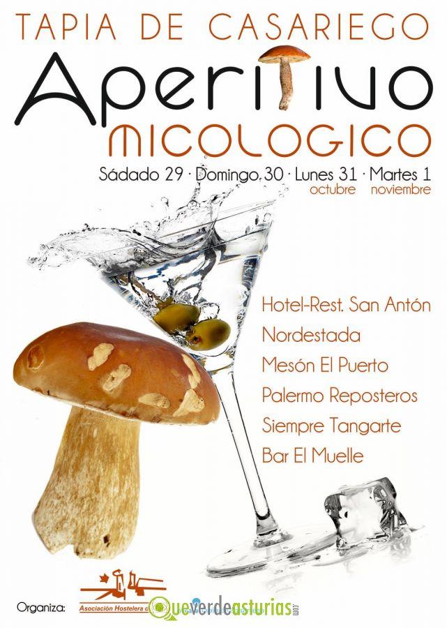 Aperitivo Micológico Tapia de Casariego 2016 | Jornadas ...