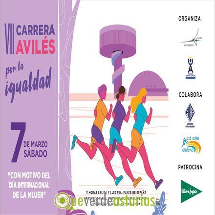 haz recompensa distrito  VII Carrera por la Igualdad 2020 en Avilés | Atletismo en Avilés, Asturias