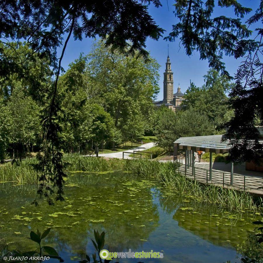 Jardin Botanico Atlantico En Gijon Xixon Asturias