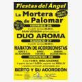 Fiestas del Ángel 2019 en La Mortera del Palomar