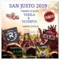 Fiestas de San Justo 2019 en Villaviciosa