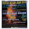 Fiestas de San Juan 2019 en La Fontana