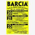 Fiestas de Nuestra Señora del Carmen Barcia 2019