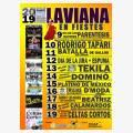 Fiestas Patronales del Otero y 52 Descenso Folclórico del Nalón - Laviana 2019