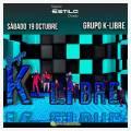 K-Libre en concierto en Espacio Estilo