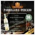 Jornadas gastronómicas de enero en La Tonada: Parrillada de pescado