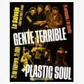 Gente Terrible + Plastic Soul en La Salvaje