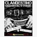 Toni Rocket + Coke Makaha en concierto en Clandestino