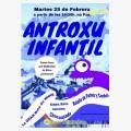 FIESTA D' ANTROXU INFANTIL y  Campamento Urbano  en La Pola Lena
