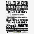 Fiesta del Valle de San Agustín 2019