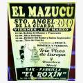 Fiesta del Santo Ángel de la Guarda 2019 en El Mazucu
