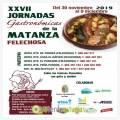 XXVII Jornadas Gastronómicas de la Matanza 2019 en Felechosa