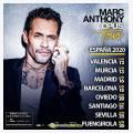 Marc Anthony en concierto en Oviedo - Opus Tour