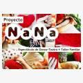FETEN 2018. Nana, una canción de cuna diferente, de Proyecto NaNa