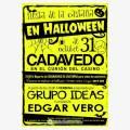 Fiesta de La Castaña en Halloween - Cadavedo 2017