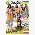 Maratón de Zumba Solidario en El Franco