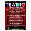 Día Mundial del Teatro 2017 en Parres