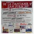 Fiestas de San Juan 2017 en La Capitana